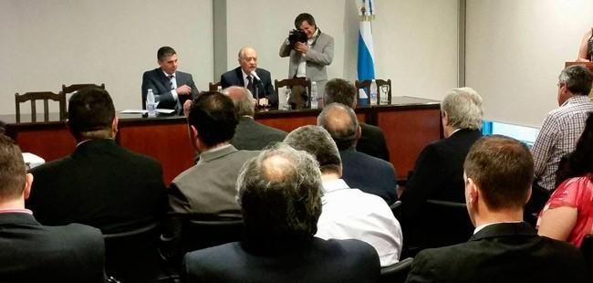 Se realizó la jornada articulada sobre la Gestión Integral del Agua en Tucumán