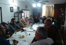 REUNION DE AUTORIDADES EN SAN PEDRO DE COLALAO