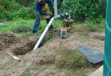 Agua Potable en Las Ánimas.