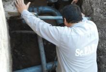 Seguimos trabajando en El Sunchal.
