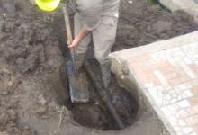 Obras en Santa Rosa de Leales