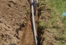 Provisión de Agua Potable en el Barrio Ferroviario