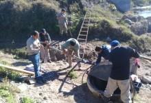 Siguen lo trabajos en Yanimas