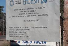 AVANCES DE OBRAS EN EL ESPINILLO, TAQUELLO Y MARIÑO