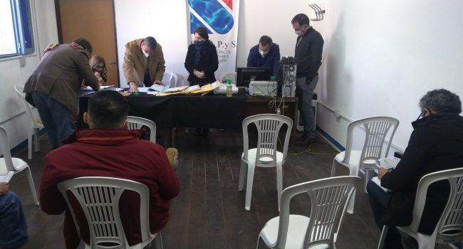 ACTO DE APERTURA DE SOBRES, LICITACION N° 06/21/O, ENTRE RIOS