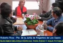 La Senadora Beatriz Rojkés de Alperovich recibió a Cooperativistas vitivinicolas de Los Zazos, Amaicha del Valle