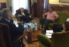 El Gobierno provinial inició las negociaciones salariales con los gremios docentes
