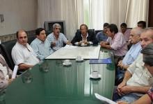 El Gobierno y productores se reunieron para analizar el estado de los caminos rurales