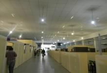 La DAU trabaja en el recambio de las instalaciones electricas de la Secretaria de Trabajo