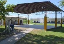 Refacciones en la Escuela  Garcilaso de la Vega de San Andres