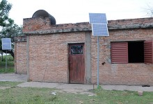 Comunidades rurales acceden a la energía eléctrica con la instalación de paneles solares