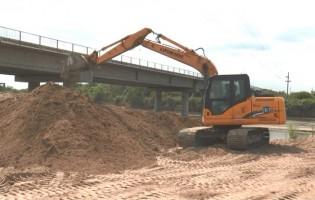En sur de la provincia se trabaja para prevenir inundaciones