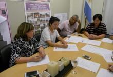 Avanzan la puesta a punto para la obra de remodelacion de la Escuela de Policias en Capitán Cáceres