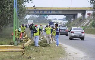 Se mejoran las vías de ingreso a la provincia y los caminos turísticos