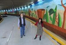 Arte local pondrá color a los túneles de calles Córdoba y Mendoza