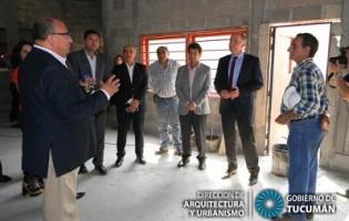 DAU | Avances de obra en el Penal de Villa Urquiza
