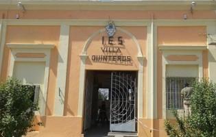 Construcciones Escolares | El Instituto de Educación Superior de Villa Quinteros se prepara para su aniversario