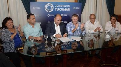 Paritarias: Estatales tucumanos consiguen el segundo mejor aumento en el país
