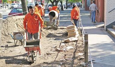 Ente de Infraestructura | Obras en San Miguel de Tucuman