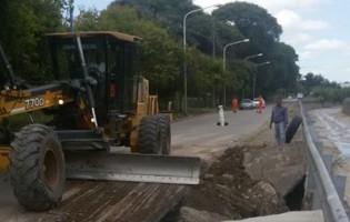 DPV | Trabajos de mantenimiento en capital
