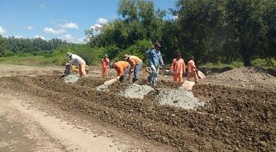 DPV | Habilitan la ruta nacional 38 a la altura de La Cocha