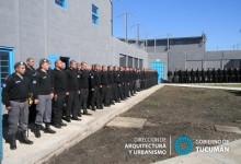 DAU   Nueva Unidad de Régimen Semi-abierto en el Penal de Villa Urquiza