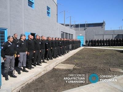 DAU | Nueva Unidad de Régimen Semi-abierto en el Penal de Villa Urquiza