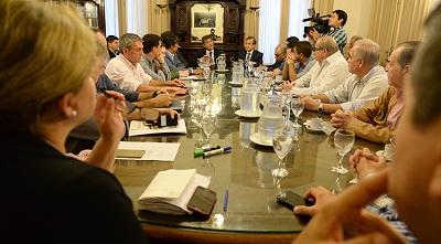 El Comité de Emergencias evalúa la situación en las localidades del sur
