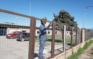 Construcciones Escolares | Trabajos en la Escuela Secundaria de Villa Amalia