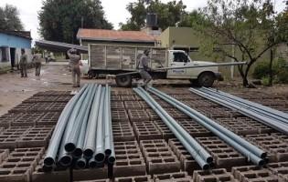 Se.P.A.P.yS | Tareas en zonas inundadas de la Provincia