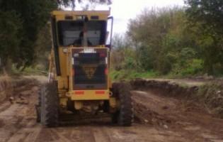 DPV   Reconstrucción de los caminos de la localidad de Alto El Puesto en Graneros
