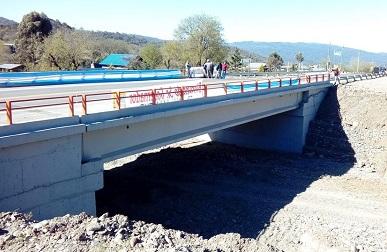 DPV | Quedo inaugurado el nuevo puente San Javier I