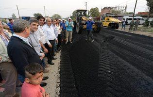 DPV   La provincia invierte para arreglar la ruta 315
