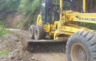 DPV    Comenzaron los trabajos de reconstrucción de la red terciaria