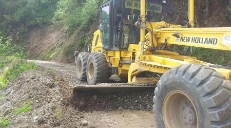 DPV |  Comenzaron los trabajos de reconstrucción de la red terciaria