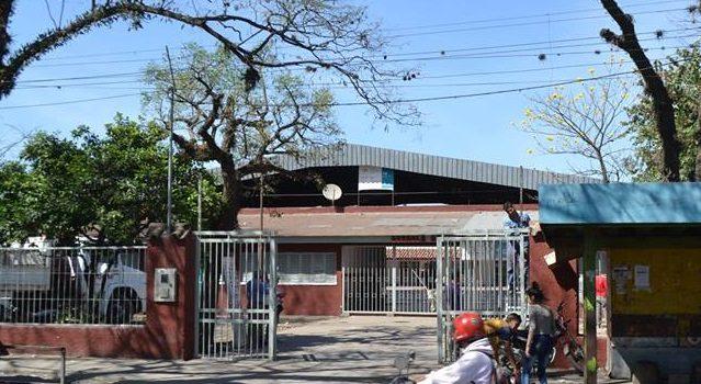 Construcciones Escolares | Trabajos en la Esc. Bernabe Araoz