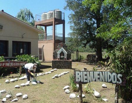 Construcciones Escolares | Trabajos en la Esc. Nº 164 Padre Carrone de Las Salas