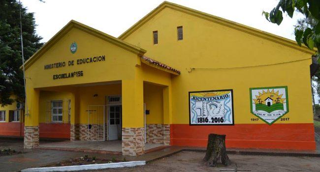 Construcciones Escolares | Trabajos en la Esc. N° 156 de Romera Pozo – Leales