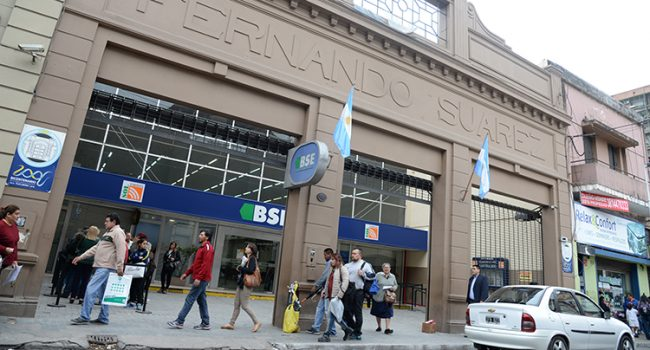 Tucuman | Los jubilados transferidos ya cobran el 82 %