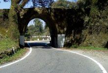 DPV   Trabajos de señalizacion en la ruta que une San Javier con El Corte