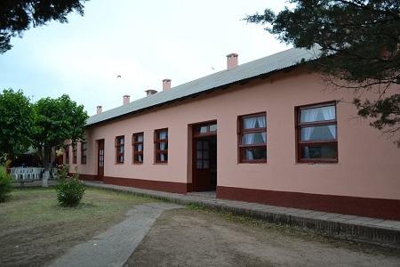 Construcciones Escolares | Remodelaciones en la Esc. Nº 171 Luis Lobo de La Vega de Leocadio Paz