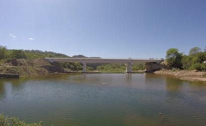 DPV | Habilitamos el puente Rio La Sala que une El Sunchal con Villa Padre Monti en ruta 305