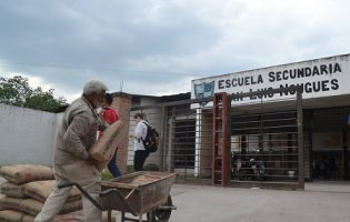 Construcciones Escolares   Esc. Secundaria Juan Luis Nougues