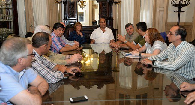 Manzur coordinó los trabajos del Comité de Emergencia