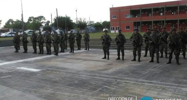 DAU | Refaccion y remodelacion de las instalaciones de Gendarmeria Nacional en Monteros
