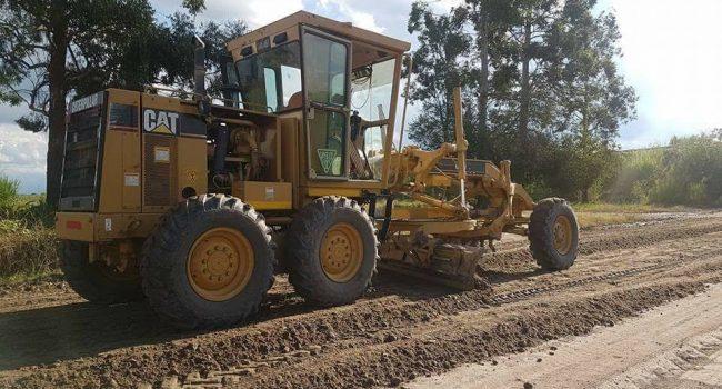 DPV | Continuan los trabajos sobre la Ruta Provincial 332