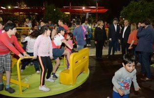 DAU | Inauguran la remodelada Plaza Esperanza en el Barrio Belgrano
