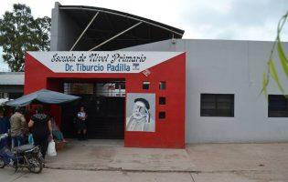 Construcciones Escolares | Trabajos en la Esc. Tiburcio Padilla de Bda. Rio Salí
