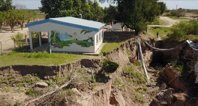 Construcciones Escolares | La Escuela de Alto El Puesto estará lista a fin de año