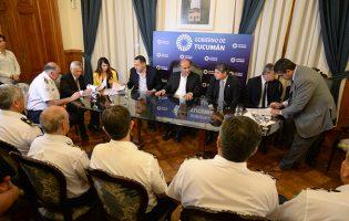 Economia | La Policía acordó un incremento del 17% en el sueldo